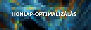 Weboldal optimalizálás SEO